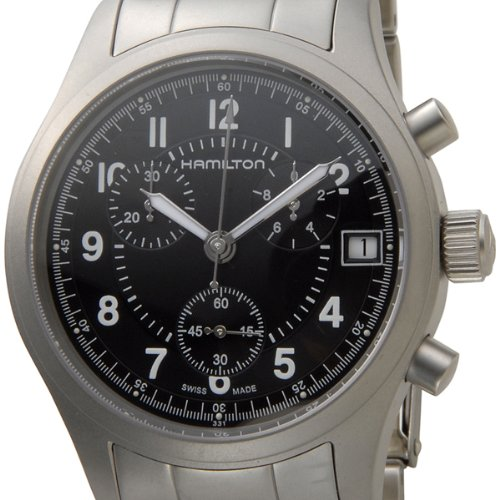 HAMILTON Hamilton Khaki Field H68582133 watch...