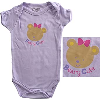 Funny Baby Clothes Funny Baby Says Bodysuit Beary Cute