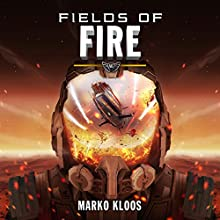 Fields of Fire: Frontlines, Book 5 Audiobook by Marko Kloos Narrated by Luke Daniels