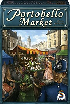 Schmidt - 49073 - Jeux De Société - Portobello Market