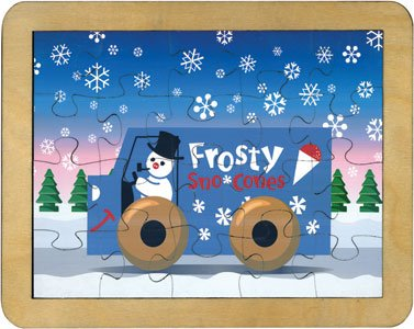 51OnEztonwL Buy  Frosty Sno*Cones Puzzle