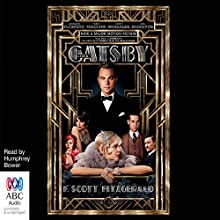 The Great Gatsby Audiobook by F. Scott Fitzgerald Narrated by Humphrey Bower