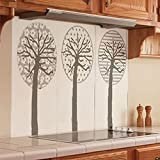 キッチン 油汚れ 防止シート ガード 壁 ウォール シール 台所 模様替え インテリア 雑貨