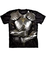 The Mountain Body Armor T-shirt anthracite