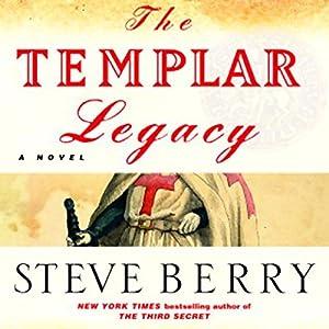 The Templar Legacy Hörbuch
