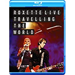 Roxette Live Travelling the World [Blu-ray]