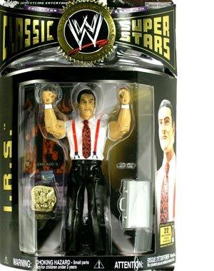 Buy Low Price Jakks Pacific WWE Classic Superstars Series 11 I.R.S. Action Figure (B000HBHYGU)