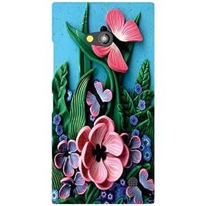 Printland Phone Cover For Nokia Lumia 730