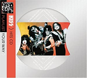 NEW Kiss - Playlist Your Way (CD)