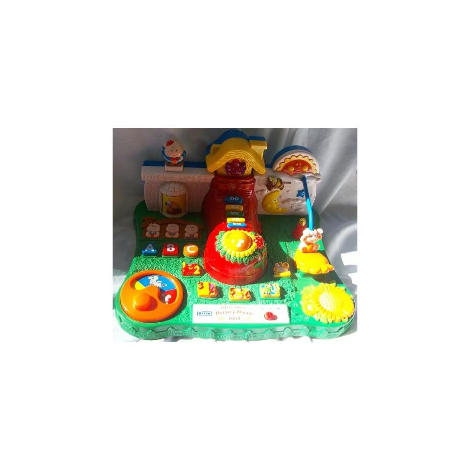 Vtech Little Smart, Nursery Rhyme Land, Learning Toy