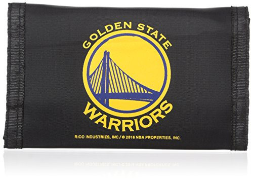 NBA Golden State Warriors Nylon Trifold Wallet (Miami Heat Wallet compare prices)