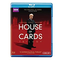 House of Cards Trilogy: The Original UK Series Remastered [Blu-ray]