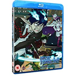 Blue Exorcist: Definitive Edition Part 2 Episodes [Blu-ray]