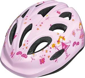 ABUS Smiley Casque à vélo pour enfants Princess 50 55 cm