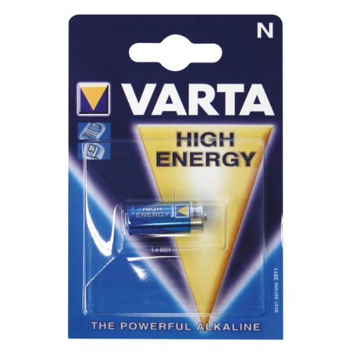 "VARTA Pile bouton alcaline ""Electronics"", Lady N (LR1)"