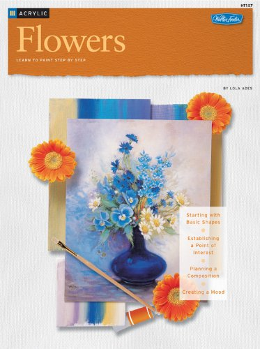 Flowers and Designs to Copy (How to Draw and Paint)