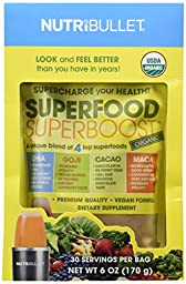 NutriBullet SuperFood SuperBoost  6 oz (30 servings)
