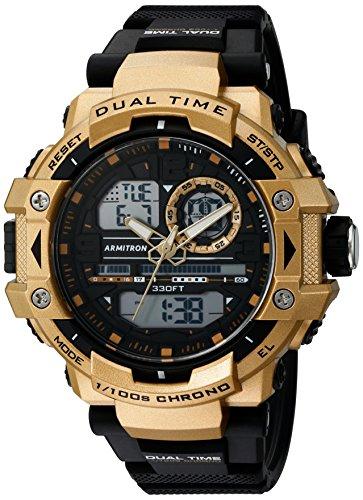 armitron-sport-mens-20-5062bgd-analog-digital-chronograph-gold-tone-and-black-resin-strap-watch