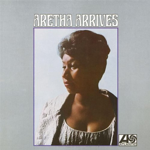 Aretha Arrives artwork