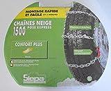 Paire de chaines neige pour pneu 185/55/15 - TOP CHRONO 1500 N6...