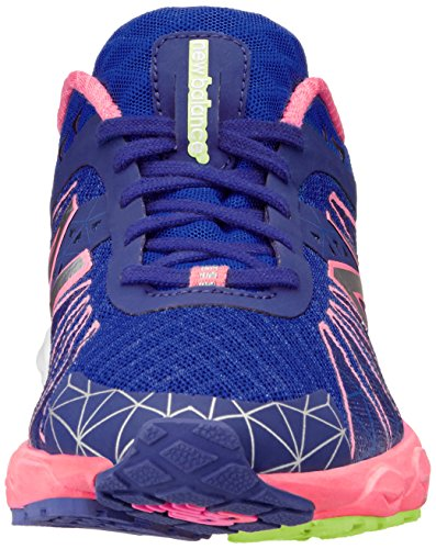 888098239928 - New Balance Women's W890 Neutral Light Running Shoe,Blue/Pink,12 B US carousel main 3