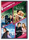 4 Film Favorites: Romantic Comedies (Laws of Attraction, Must Love Dogs, Two Weeks Notice, Youve Got Mail: Deluxe Edition)