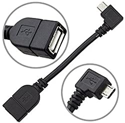 iAccy micro USB OTG  (On-The-GO) cable