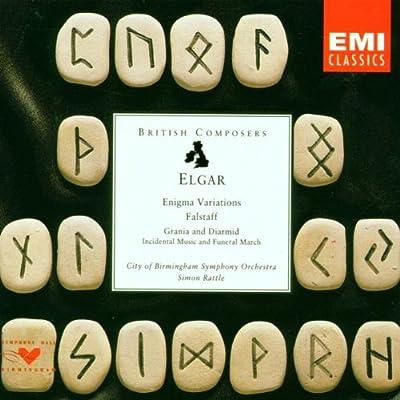 Enigma Variations / Falstaff