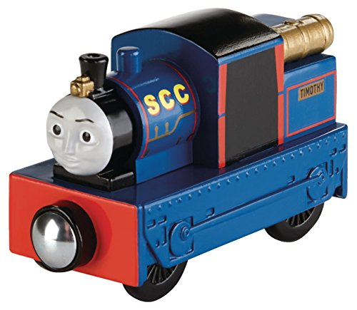 Fisher-Price Thomas Wooden Railway Timothy-Tracks To Bravery