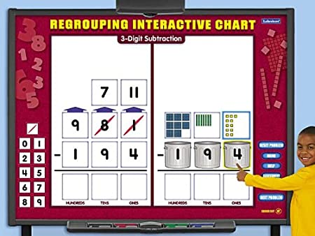 Interactive Regrouping Activities