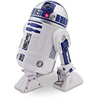 Star Wars R2-D2 10 1/2'' Talking Figure + Maui Temporary Tattoos