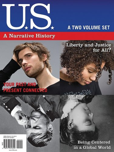 Us: A Narrative History, Two-Volume Set front-808618