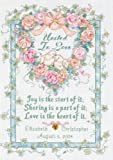 Dimensions Needlecrafts Counted Cross Stitch, United in Love Wedding Record