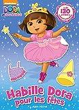 Habille Dora pour les fêtes...