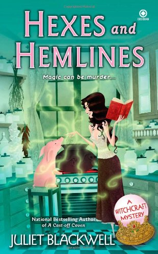 Image of Hexes and Hemlines: A Witchcraft Mystery