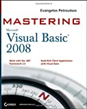 img - for Mastering Microsoft Visual Basic 2008 book / textbook / text book