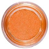 Barry M Dazzle Dust 77 Orange Loose Powder