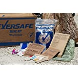 Eversafe MRE Full Meal Kits with Heaters - Case of 12 (Civilian MRE)
