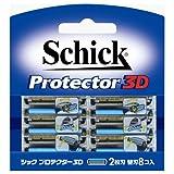 シック プロテクター3D 替刃 8コ入