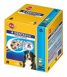 Pedigree DentaStix 56er Multipack für große Hunde, 1er Pack (1 x 2.16 kg)