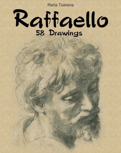 Raffaello: 58 Drawings (Annotated Masterpieces Book 14) (English Edition)