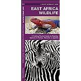 East Africa Wildlife: A Folding Pocket Guide to Familiar Species in Kenya, Tanzania & Uganda (Pocket Naturalist Guide Series)