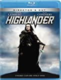 Highlander: Directors Cut [Blu-ray]