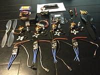 RC 4 Axis QuadCopter UFO ARF Kit No TX RX DJI F450 Flamewheel MultiCopter esc