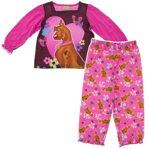 Scooby-Doo Footed PJs with Hood - Woot: Daily Deals