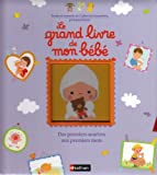 Le grand livre de mon bb : Des premiers sourires aux premiers mots