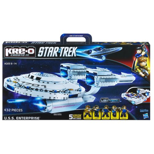 KRE-O Star Trek U.S.S. Enterprise Construction Set (A3137)