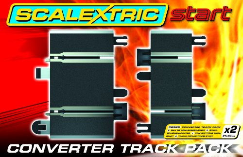 NEW SCALEXTRIC START C8525 CONVERTER TRACK PACK