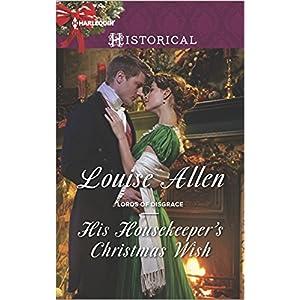 His Housekeeper's Christmas Wish by Louisa Allen