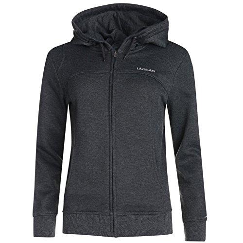 la-gear-womens-fz-hoody-ladies-long-sleeve-full-zip-casual-hoodie-sweat-top-charcoal-marl-10-s